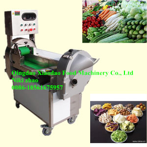 Fruit and Vegetable Cutting Machine/Potato Slicer pictures & photos