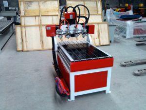 High Quality Low Price Mini Desktop CNC Router Machine pictures & photos