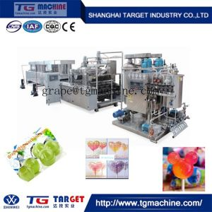 Shinwei Brand Hard Candy Making Machine Whole Line with Cooling and Packing pictures & photos