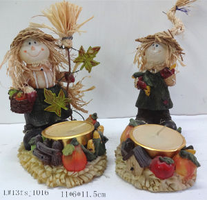 Polyresin Harvest Festival Home Decoration (JN18) pictures & photos