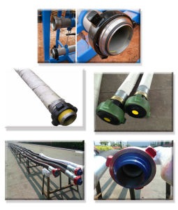 High Quality Large Diameter Rotary Drilling Rubber Hose pictures & photos