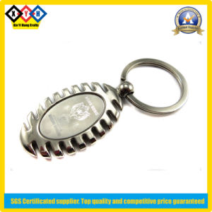 Metal Keychain with Laser Engraved Logo (XYH-KC001)
