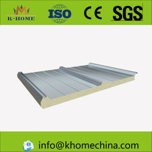 Steel Building Sandwich Panel Roofing Material pictures & photos