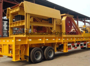 Discount Price for Mobile Stone Crusher pictures & photos