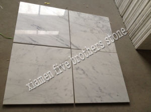 Chinese White Marble Floor Tile