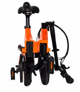 16 Inch Magnesium Alloy 36V 250W City Folding Electric Bike pictures & photos