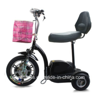 2017 Cheap Three Wheels Mobility Electric Scooter with Ce pictures & photos