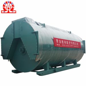 Qingdao Shengli Gas Oil Fired Steam Boiler pictures & photos