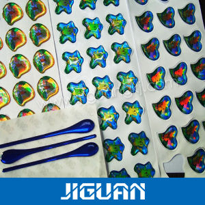 Custom Promotion Gift Usage Waterproof PVC 3D Epoxy Sticker pictures & photos