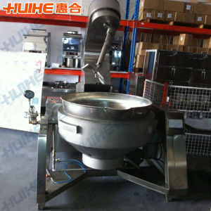 Gas Heating Planetary Mixng Kettle for Coffee pictures & photos