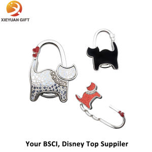 Elegant Black Stainless Steel Purse Hook Made in China (XYmxl100606) pictures & photos