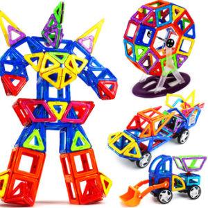 Wholesale 3D Children DIY Magnetic Building Blocks Toys pictures & photos
