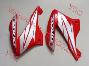 Yog Motorcycle Fuel Tank Cover Nxr-125 Bros pictures & photos