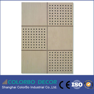 Sound Absorbing Manufacture Wooden Timber Acoustic Panel pictures & photos