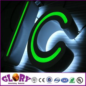 LED Shop Sign Acrylic Channel Letter LED Sign for Outdoor Display pictures & photos