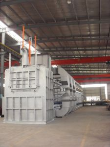 Pusher Type Bright Annealing Furnace pictures & photos