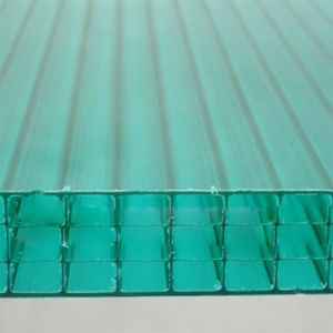 Xinhai Plastic Anti-UV /Hard Coated Polycarbonate Sheet for out Door Use pictures & photos