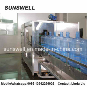 18.9L/ 5 Gallons Water Filling Machine / Filling Line pictures & photos