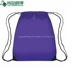Promotional Knapsack Sports Bag Draw String Bag (TP-dB094) pictures & photos