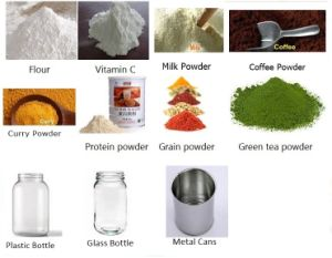 High Speed Basil Powder Filling Machine pictures & photos