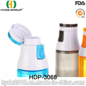 Outdoor BPA Free 600ml Tritan Plastic Sport Water Bottle pictures & photos