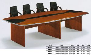 Hot Selling Design Conference Table (FECC127) pictures & photos