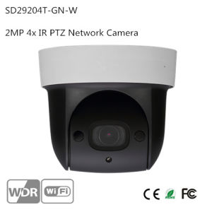 Dahua 2MP 4X IR PTZ Network Camera (SD29204T-GN-W) pictures & photos