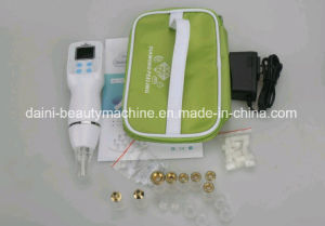 Skin Diamonddevice Scrub and Nose Blackhead Microdermabrasion Peeling Machine pictures & photos