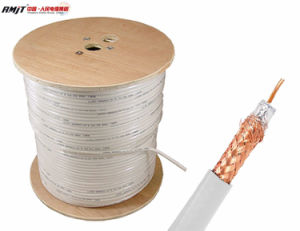 China Manufacturer RG6/Rg59 Coaxial Cable pictures & photos