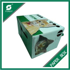 Small Printed Takeaway Corrugated Paper Box pictures & photos