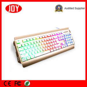 Professional Waterproof Wired Game Keyboard pictures & photos