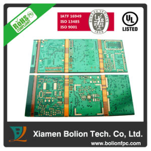 Rigid Flex Printed Circuit Board pictures & photos