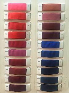 Spandex Polyester Satin Fabric with 700 Colors pictures & photos