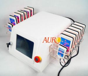 650nm Lipolaser Cold Laser Weight Loss Slimming Machine pictures & photos
