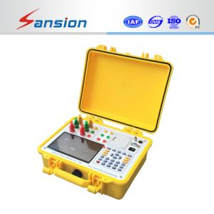 Transformer Capacity Transformer Load No-Load Tester pictures & photos