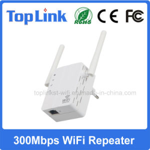 220V Input 802.11n 300Mbps Long Distance WiFi Booster/ Wireless Repeater/ WiFi Signal Amplifier pictures & photos