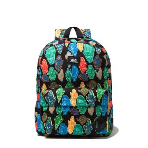 All Over Print Canvas Teenager Girls Leisure Backpack pictures & photos
