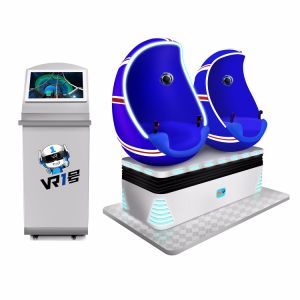 2017 Newest High Quality Real Feeling 9d Virtual Reality Simulator 9d Cinema Vr 9d Vr Flight Simulator pictures & photos