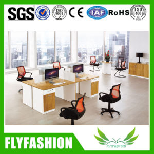 Workstation Desk Office Furniture Office Desk with 4 Seater PT-22 pictures & photos
