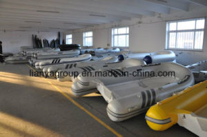 Liya 2.4-5.2m China Inflatable Boat Flat Bottom Rib Boat pictures & photos