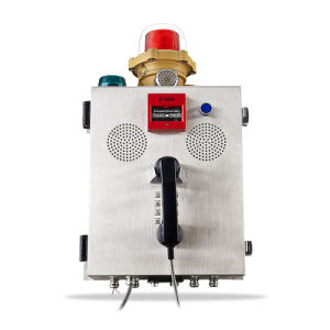 Industrial Fire Alrm Telephone Knzd-41 Vandal Resistant Emergency Telephone pictures & photos