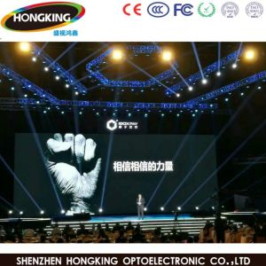 HD Advertising Screen P2.5 P3.91 P4.81 Indoor LED Display pictures & photos
