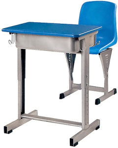 Old Style School Furniture Classroom Table and Chair (SF-39S) pictures & photos