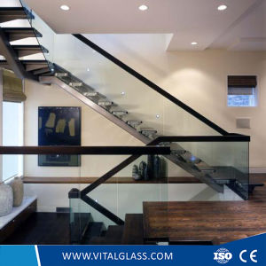 Clear/Tinted/Reflective/Tempered/Laminated Float Glass for Building Glass pictures & photos