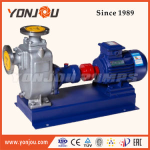 Yonjou Sanitary Open Impeller Centrifugal Pump for Milk pictures & photos