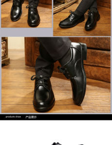 China Best Cheap Price Comfortable Shoes Men Dress Mens Shoes Dress Shoes for Office pictures & photos