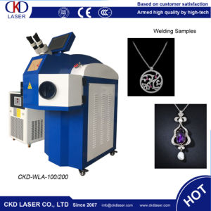 High Quality Direct Sale YAG Laser Welding Machine Price pictures & photos