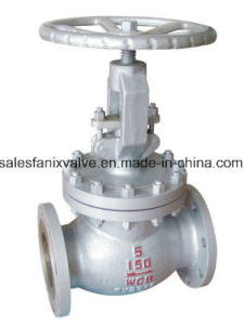 ANSI Wcb Stainless Steel Globe Valve pictures & photos