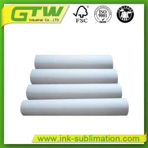 Economy 90 GSM Fast Dry Sublimation Transfer Paper for Digital Textile Printing pictures & photos