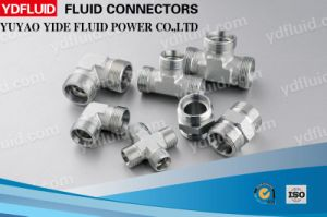 Straight Reducing Adapters DIN Fittings Hydraulic Adapters pictures & photos